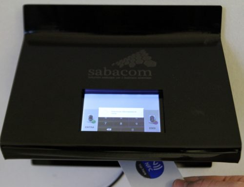 Attendance tracking solution with SABACOM in Italy