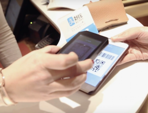 Alipay arrives in France!