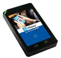 Alipay device