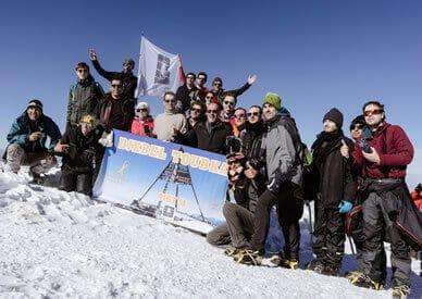 Famoco Mont Blanc