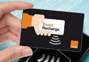 smart recharge orange