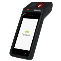FX205 : Reliable Android device for business tasks | Products | Famoco