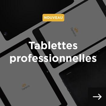 tablettes professionnelles