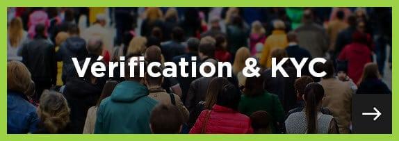 Solution famoco pour le secteur de l'identification et le kyc
