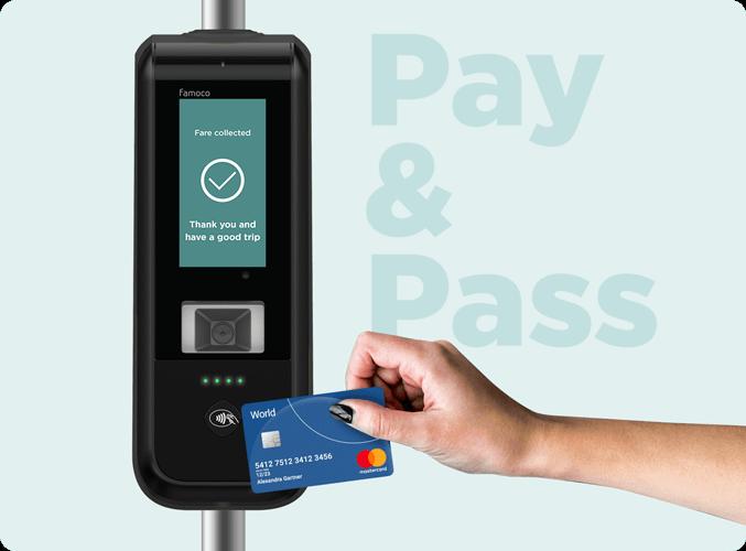FX925 Pay & Pass