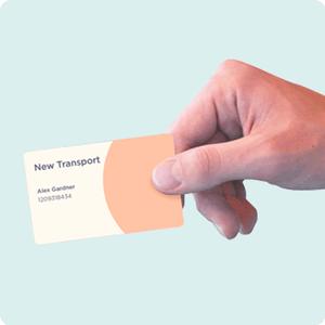 Payment methods smartcard transportpass