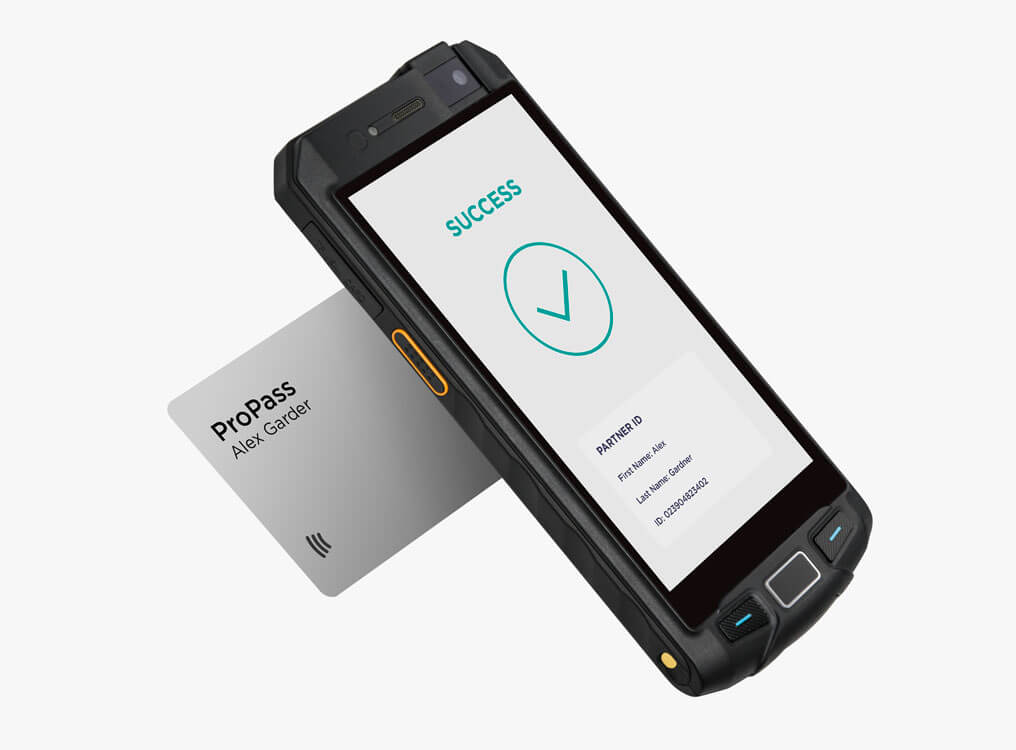 PX320 takes unlimited NFC transactions