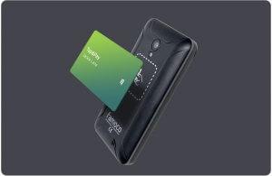 Adoptez le NFC avec le terminal mobile FX105
