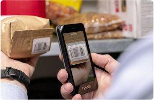 Scannez des codes-barres avec l'appareil photo Samsung du FX105