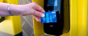 open payment in stockholm