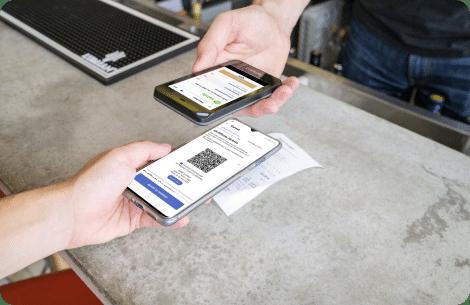 Scanner un pass sanitaire avec un FX105 TAC Verif